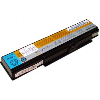 Батарея для ноутбука LENOVO 3000 Y500 Y510, IdeaPad Y510 Y530 Y710 Y730 / 11.1V 5200mAh (58Wh) BLACK ORG (121TS0A0A)