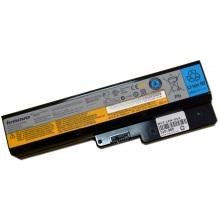 Батарея для ноутбука LENOVO 3000 G430 G450 G455 G530 G550 G555 N500, IdeaPad B460 B550 G430 G450 G455 G530 G550 G555 V450 V460 Y430 Z360 / 11.1V 4800mAh (53Wh) BLACK ORIG (L08N6Y02)