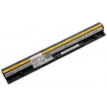 Батарея для ноутбука LENOVO IdeaPad G400S G405S G410S G500S G505S G510S S410P S510P Z710 / 14.4V 2900mAh (41Wh) BLACK ORIG (L12L4A02)