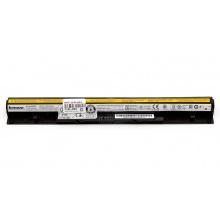 Батарея для ноутбука LENOVO IdeaPad G400S G405S G410S G500S G505S G510S S410P S510P Z710 / 14.4V 2200mAh (32Wh) BLACK ORIG (L12L4A02)