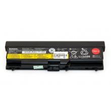 Батарея для ноутбука LENOVO ThinkPad L410 L420 L430 L510 L520 L530 SL410 SL510 T410 T420 T430 T510 T520 T530 W510 W520 W530, ThinkPad Edge E420 E520 / 11.1V 8400mAh (94Wh) BLACK ORIG (45N1001, 70++)