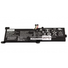Батарея для ноутбука LENOVO IdeaPad 320-15IAP 320-15AST 320-15ABR 330-15 330-15ARR 330-15AST 330-15IKB 330-15IGM 330-15ICH / 7.4V 4000mAh (30Wh) BLACK ORIG (L16L2PB2)