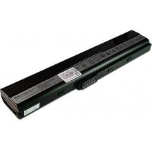 Батарея для ноутбука ASUS A40 A42 A52 A62 B1A B23E B33E B50A B51E B53 F85 F86 K42 K52 K62 N82 P42 P52 P62 P82 X42 X52 X5I X5K X5L X5M X5P X5Q X5R X8C / 11.1V 4400mAh (48Wh) BLACK ORIG (A32-K52)