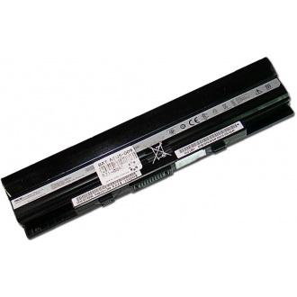 Батарея для ноутбука ASUS UL20, Eee PC 1201 / 10.8V 4400mAh (47Wh) BLACK ORG (A32-UL20)