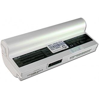 Батарея для ноутбука ASUS Eee PC 901 904 1000 1200 / 7.4V 6600mAh (48Wh) WHITE ORG (AL22-901)