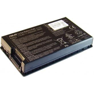 Батарея для ноутбука ASUS F80 X61 X85 / 10.8V 4500mAh (49Wh) BLACK ORG (A32-F80A)