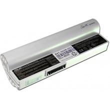 Батарея для ноутбука ASUS Eee PC 700 701 701C 801 900 2G 4G 4GX 8G 12G 20G / 7.4V 4400mAh (32Wh) WHITE ORG (A21-700)