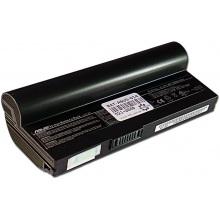 Батарея для ноутбука ASUS Eee PC 901 904 1000 1200 / 7.4V 7800mAh (58Wh) BLACK ORIG (AL22-901)
