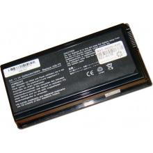 Батарея для ноутбука ASUS F5 X50 X58 X59 / 11.1V 5200mAh (58Wh) BLACK OEM (A32-F5)