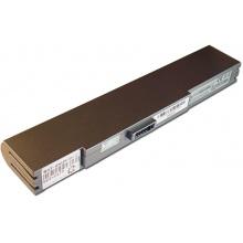 Батарея для ноутбука ASUS S6, Lamborghini VX5 / 11.1V 5200mAh (58Wh) SILVER OEM (A32-S6)
