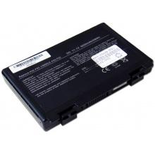 Батарея для ноутбука ASUS F52 F82 F83 K40 K41 K50 K60 K61 K70 P50 X5C X5D X5E X5J X66 X70 X8B X8D / 11.1V 5200mAh (58Wh) BLACK OEM (A32-F82)
