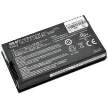 Батарея для ноутбука ASUS A8 A8000 F50 F80 F81 F83 F8P F8S F8V L80 N80 N81 X61 X80 X81 X82 X83 X85 Z99 / 11.1V 4800mAh (53Wh) BLACK ORIG (A32-A8)