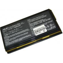 Батарея для ноутбука ASUS F5 X50 X58 X59 / 11.1V 4400mAh (47Wh) BLACK ORIG (A32-F5)