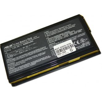 Батарея для ноутбука ASUS F5 X50 X58 X59 / 11.1V 4400mAh (47Wh) BLACK ORG (A32-F5)