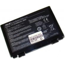 Батарея для ноутбука ASUS F52 F82 F83 K40 K41 K50 K60 K61 K70 P50 X5C X5D X5E X5J X66 X70 X8B X8D / 11.1V 4400mAh (46Wh) BLACK ORIG (A32-F82)