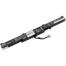 Батарея для ноутбука ASUS X550D F550D F751L / 15.0V 2950mAh (44Wh) BLACK ORG (A41-X550E)